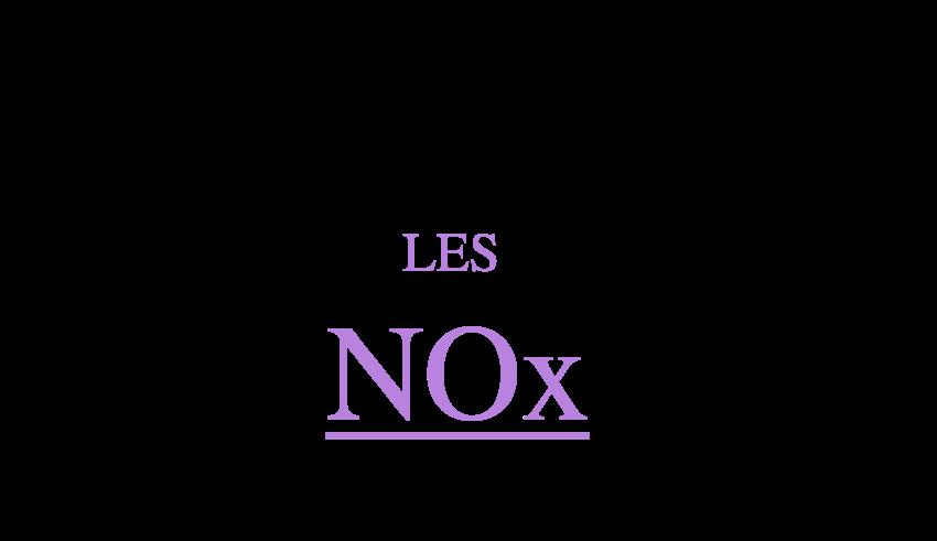 En tête fiche poll NOx
